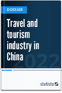 Travel and tourism industry in China
