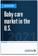 Baby care market in the U.S.