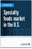 Specialty foods market in the U.S.
