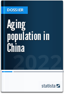 Aging population in China