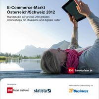 E-Commerce-Markt Österreich/Schweiz 2012
