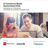 E-Commerce-Markt Deutschland 2012