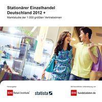 Stationärer Einzelhandel Deutschland 2012