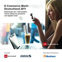 E-Commerce-Markt Deutschland 2011
