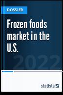 Frozen foods market in the U.S.