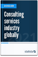 Consulting services industry worldwide