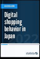 Online shopping behavior in Japan