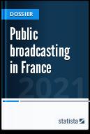 Public broadcasting in France