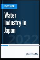 Water industry in Japan