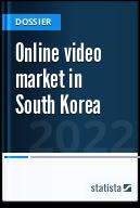 Online video market in South Korea