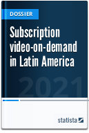 Subscription video-on-demand in Latin America