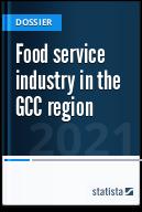 Food service industry in GCC