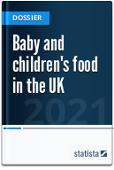 Baby and children's food in the UK