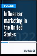 Influencer marketing in the U.S.