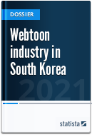 Webtoon industry in South Korea