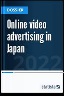Online video advertising in Japan