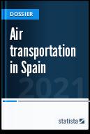 Air transportation in Spain
