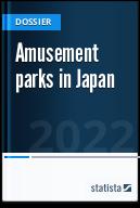 Amusement parks in Japan