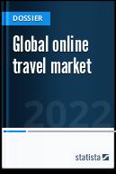Online travel market worldwide