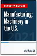 Manufacturing: Machinery in the U.S. 2017