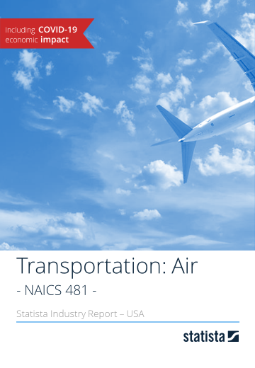 Transportation: Air in the U.S. 2020