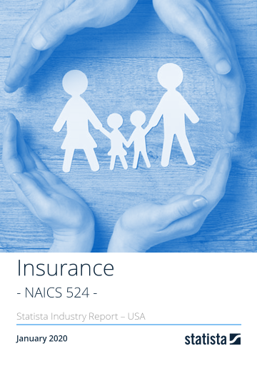Statista Industry Report - NAICS Code 524