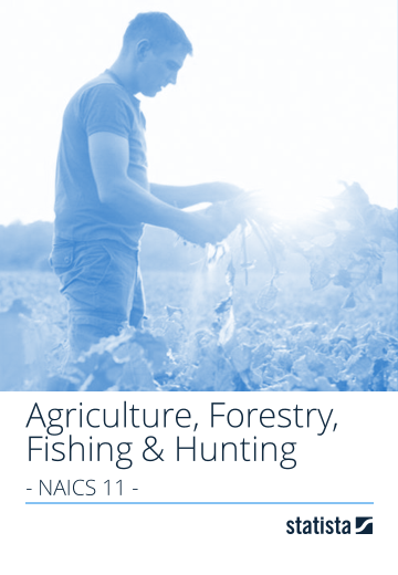 Agriculture, Forestry, Fishing & Hunting in the U.S. 2020