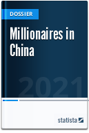 Millionaires in China