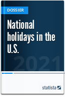 National holidays in the U.S.