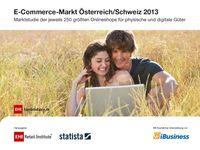 E-Commerce-Markt Österreich/Schweiz 2013