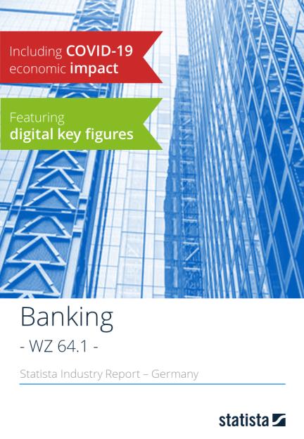 Statista Branchenreport - WZ-Code 64.1