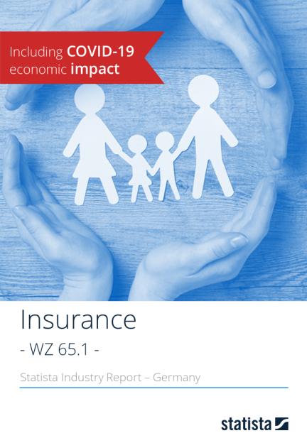 Statista Branchenreport - WZ-Code 65.1