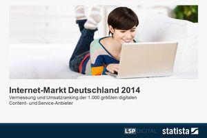 Internet-Markt Deutschland 2014