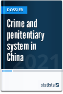 Crime and penitentiary system in China