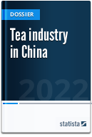 Tea industry in China