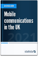 Mobile communication industry in the UK