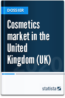 Cosmetics market in the United Kingdom (UK)