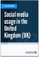 Social media usage in the United Kingdom (UK)