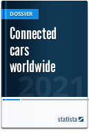 Connected cars worldwide