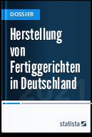 Herstellung von Fertiggerichten in Deutschland