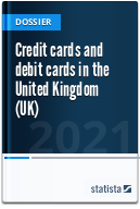Credit and debit cards in the United Kingdom