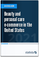 Beauty and personal care e-commerce in the United States
