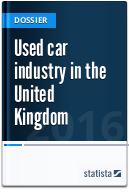 Used car industry in the United Kingdom
