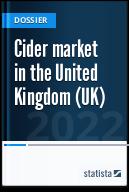 Cider market in the United Kingdom (UK)