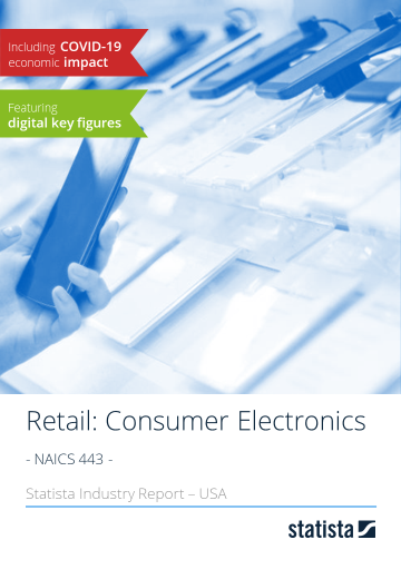 Retail: Consumer Electronics in the U.S. 2020