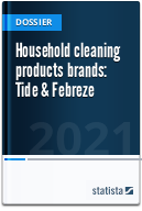 Household cleaning products brands: Tide & Febreze