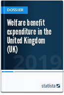 Welfare benefit expenditure in the UK
