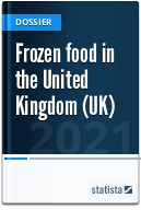 Frozen food in the United Kingdom (UK)