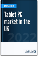 Tablet PC market in the UK