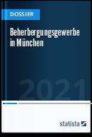 Beherbergungsgewerbe in München